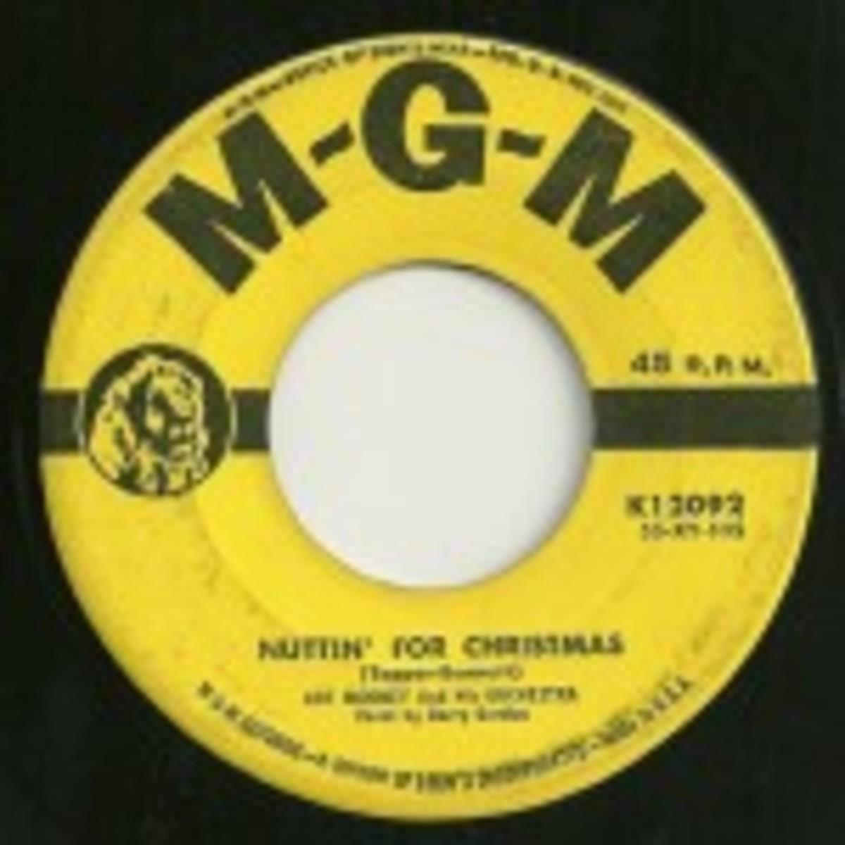Nuttin' For Christmas Barry Gordon