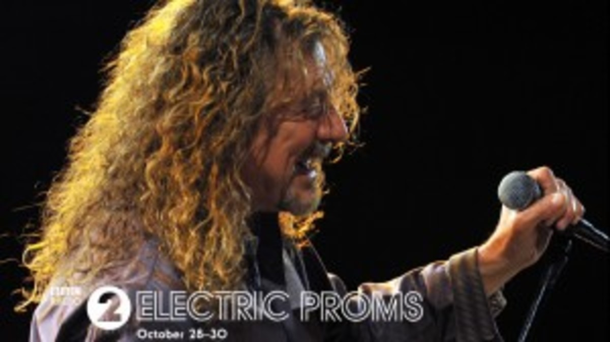 Robert Plant performed as part of this year's BBC Electric Proms at The Roundhouse in London. His performance can now be heard on the BBC Radio 2 Web site.