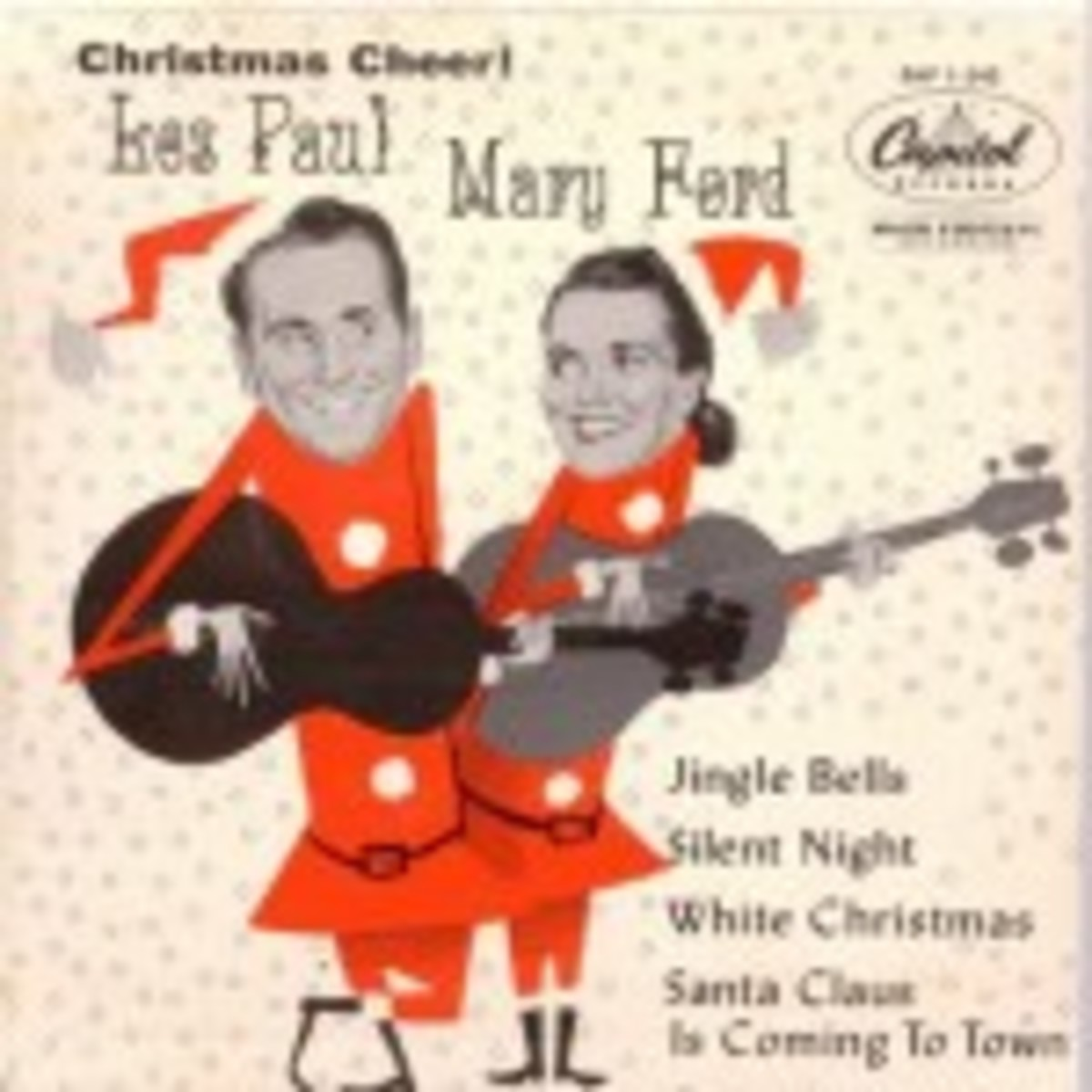 Les Paul and Mary Ford Jingle Bells