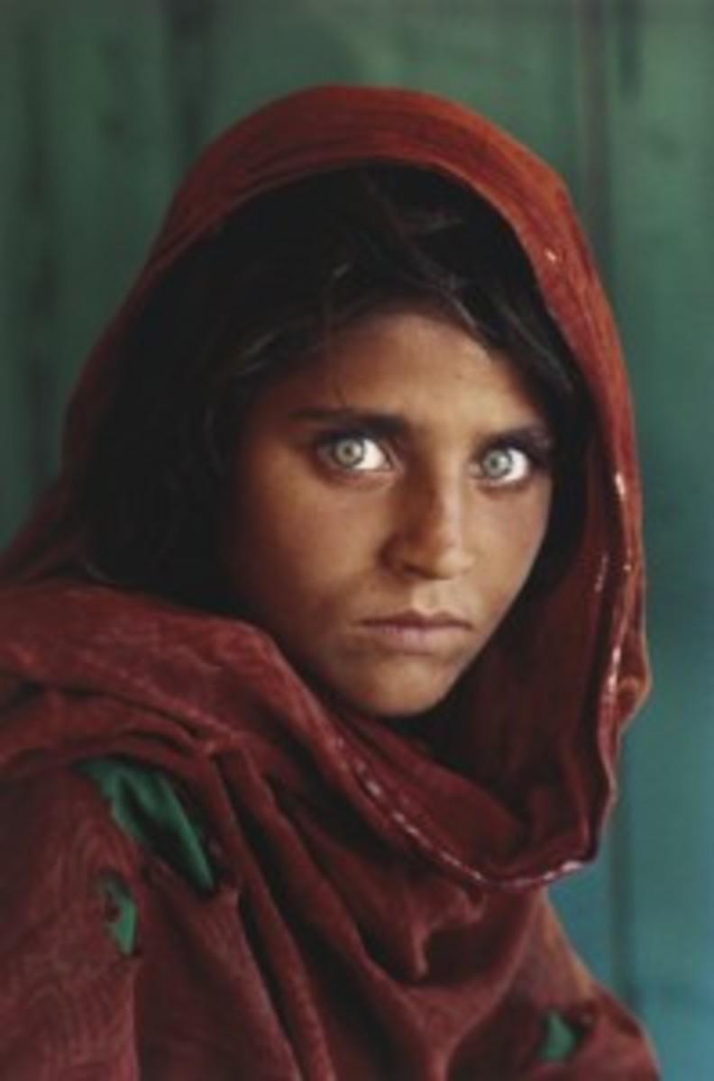 Afghan Girl Steve McCurry Sothebys Auction.