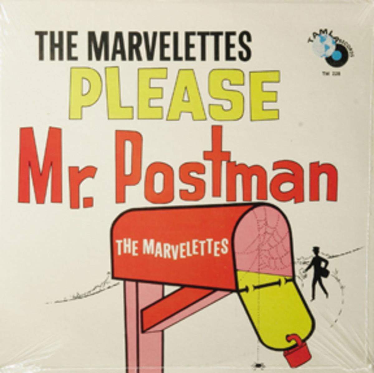 Marvelettes Please Mr. Postman