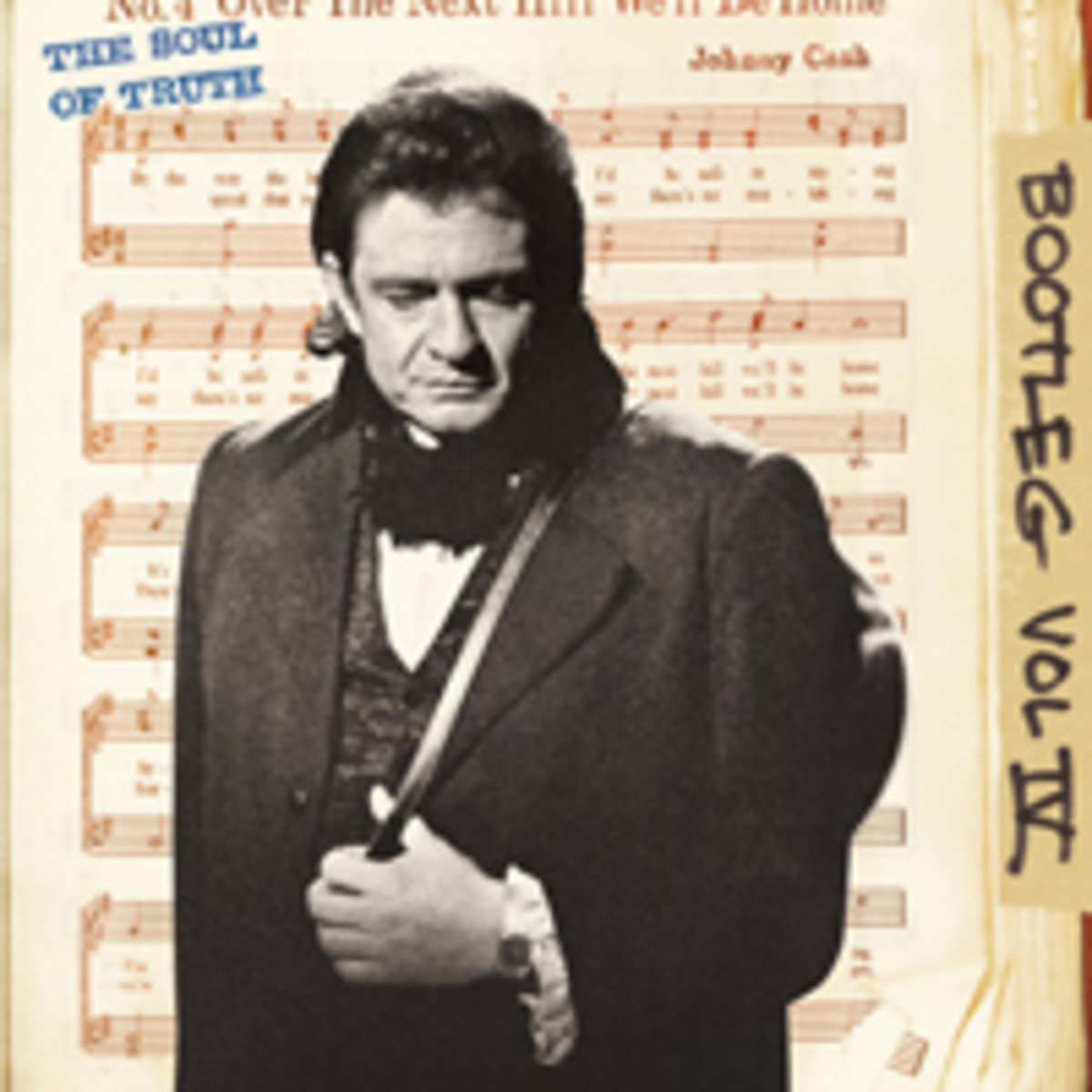 Johnny Cash Bootleg Volume IV The Soul of Truth