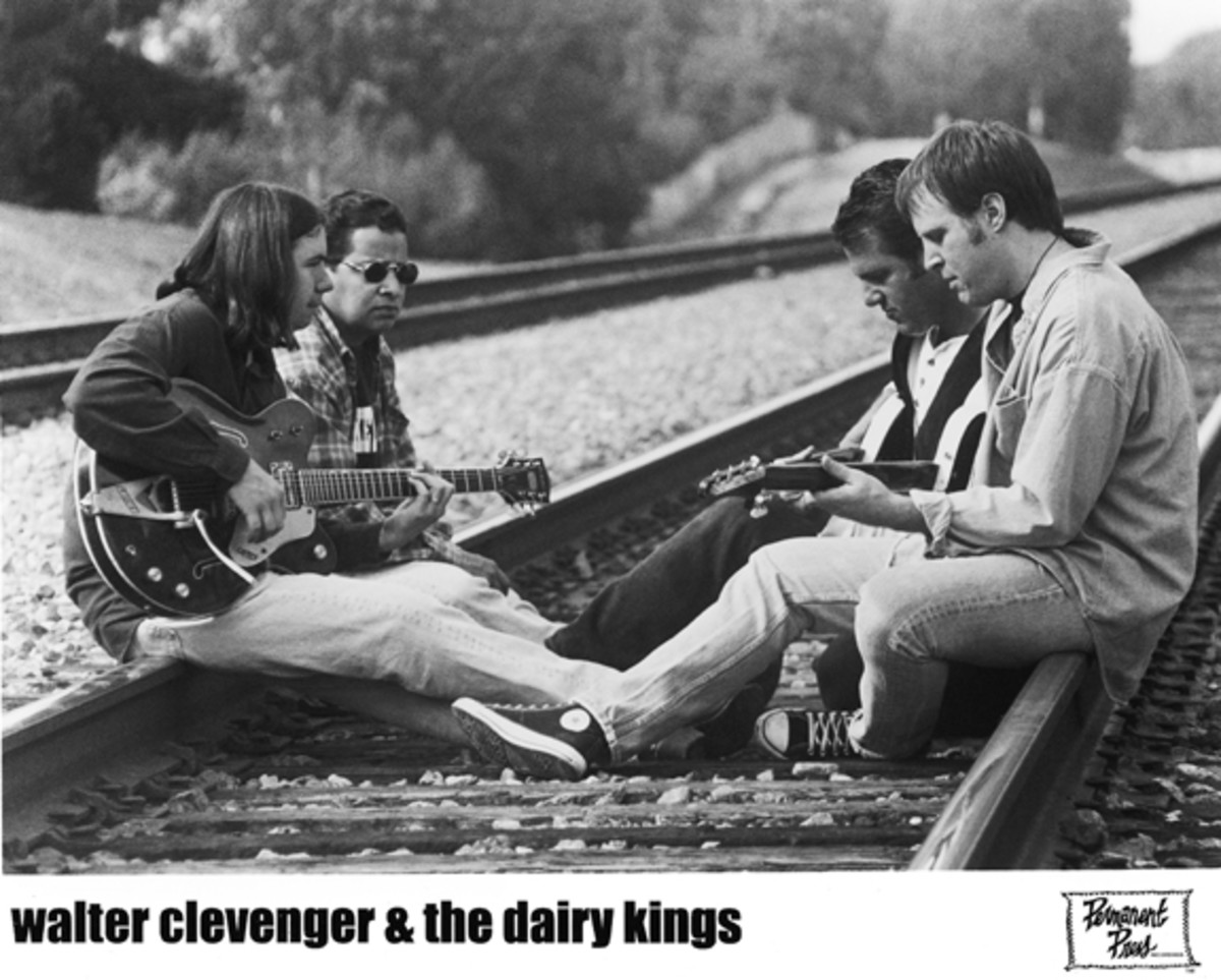 Walter Clevenger and The Dairy Kings