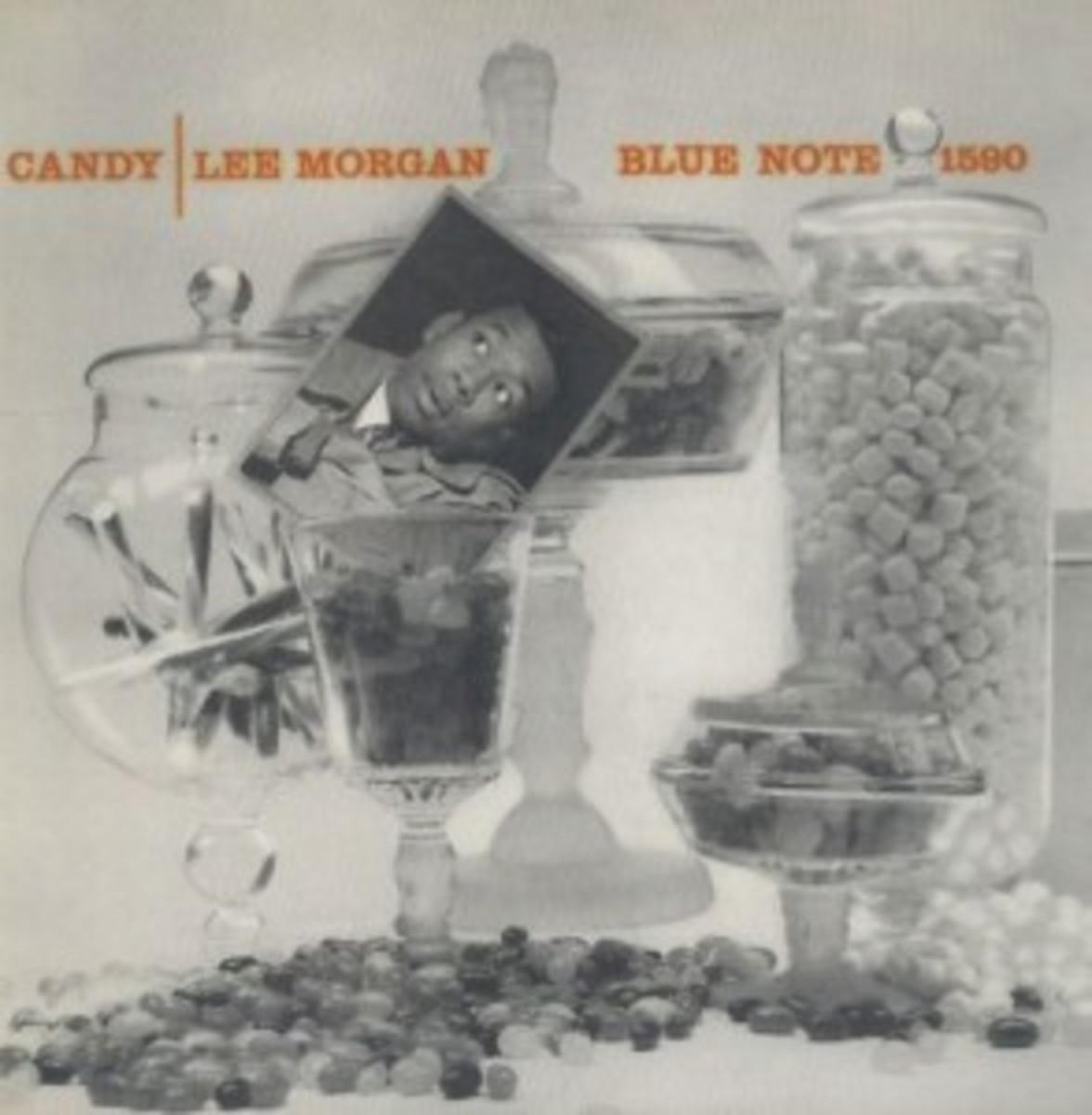 """Lee Morgan """"Candy"""""""