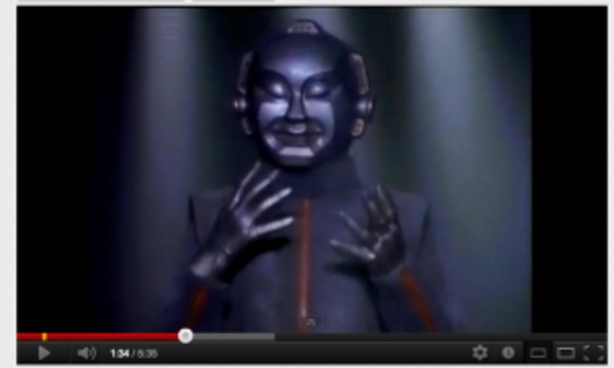 Mr. Roboto video by Styx