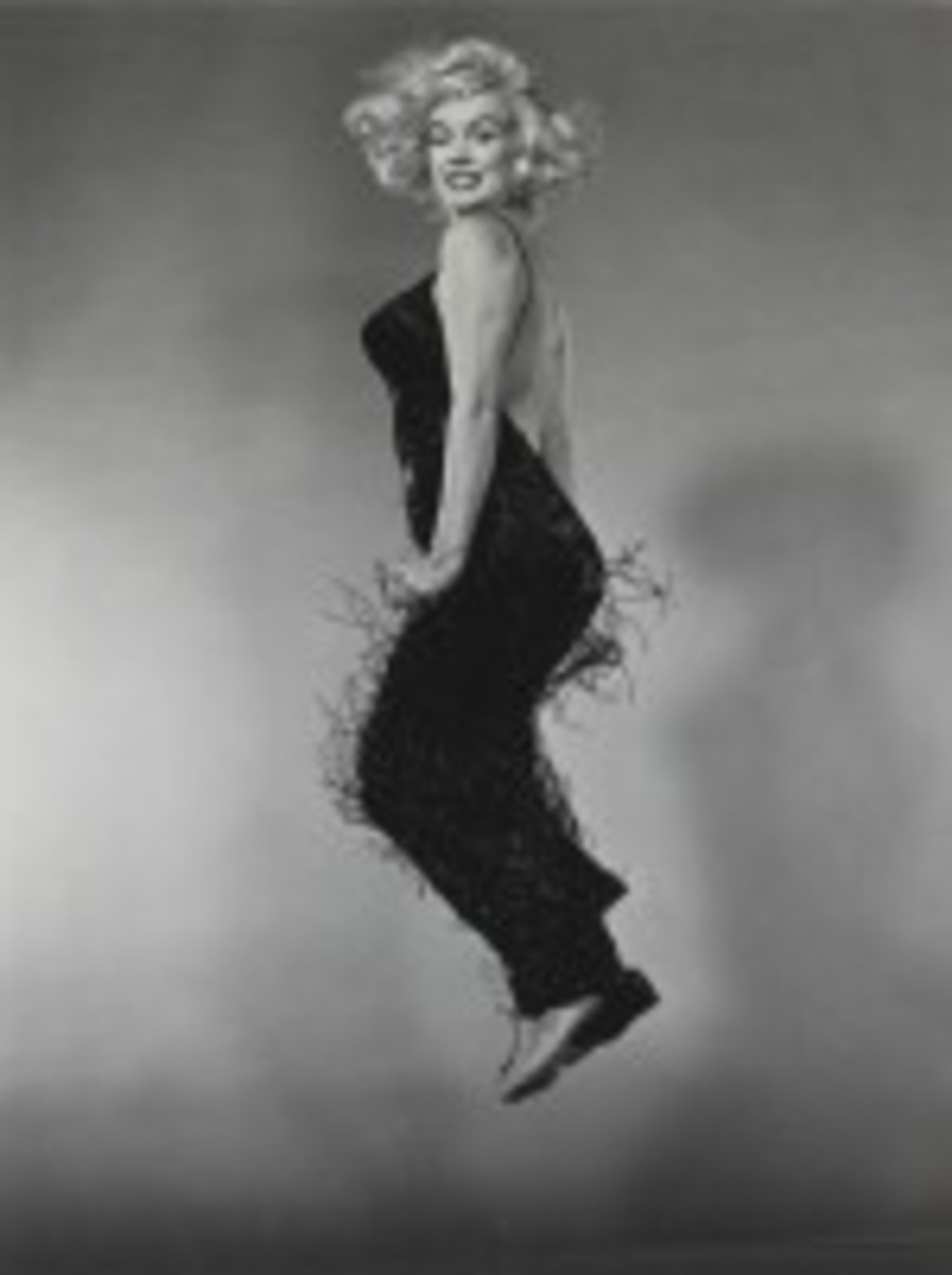 Marilyn Monroe photo Sothebys