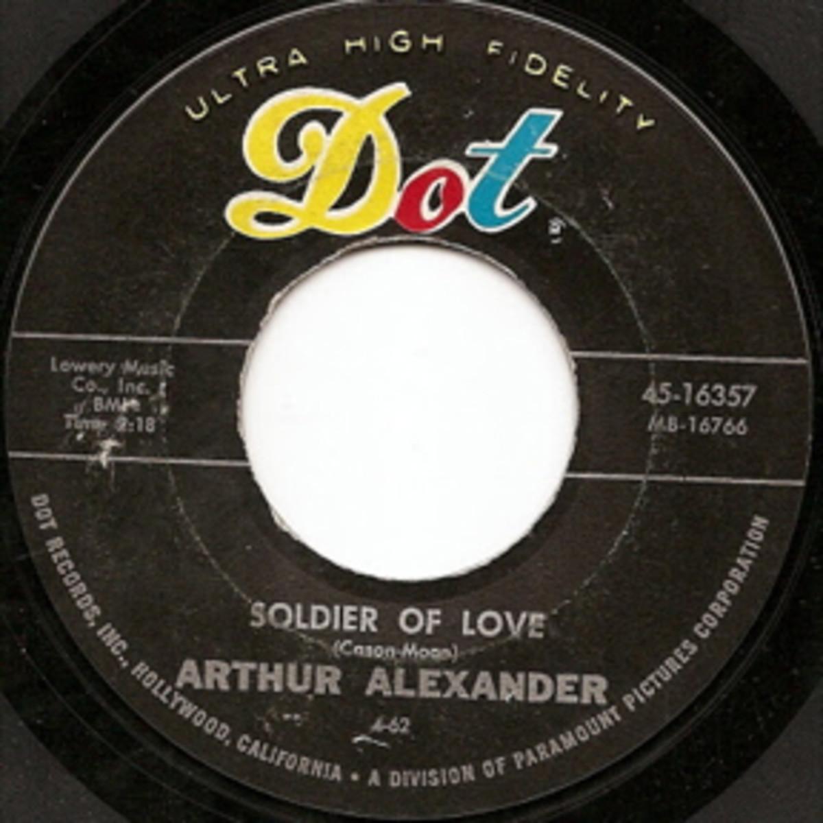 Arthur Alexander Soldier of Love