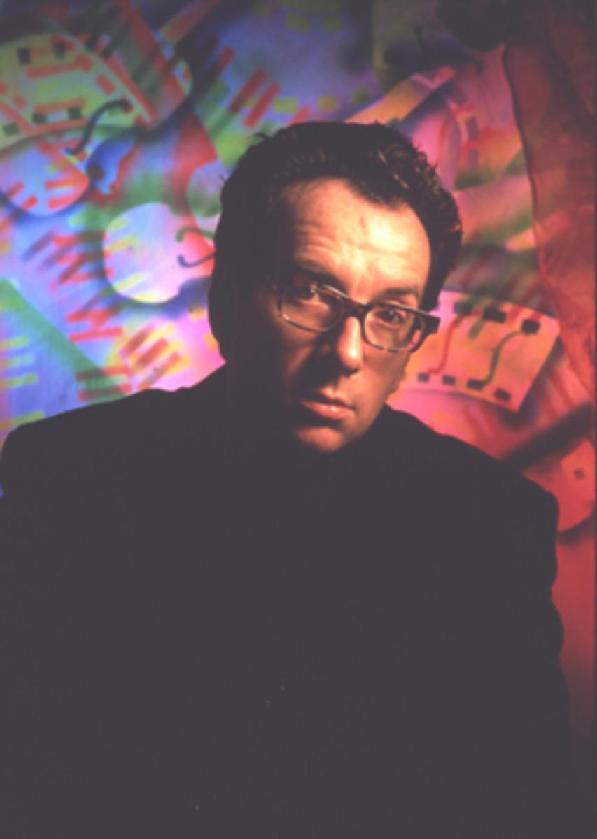 Elvis Costello publicity image