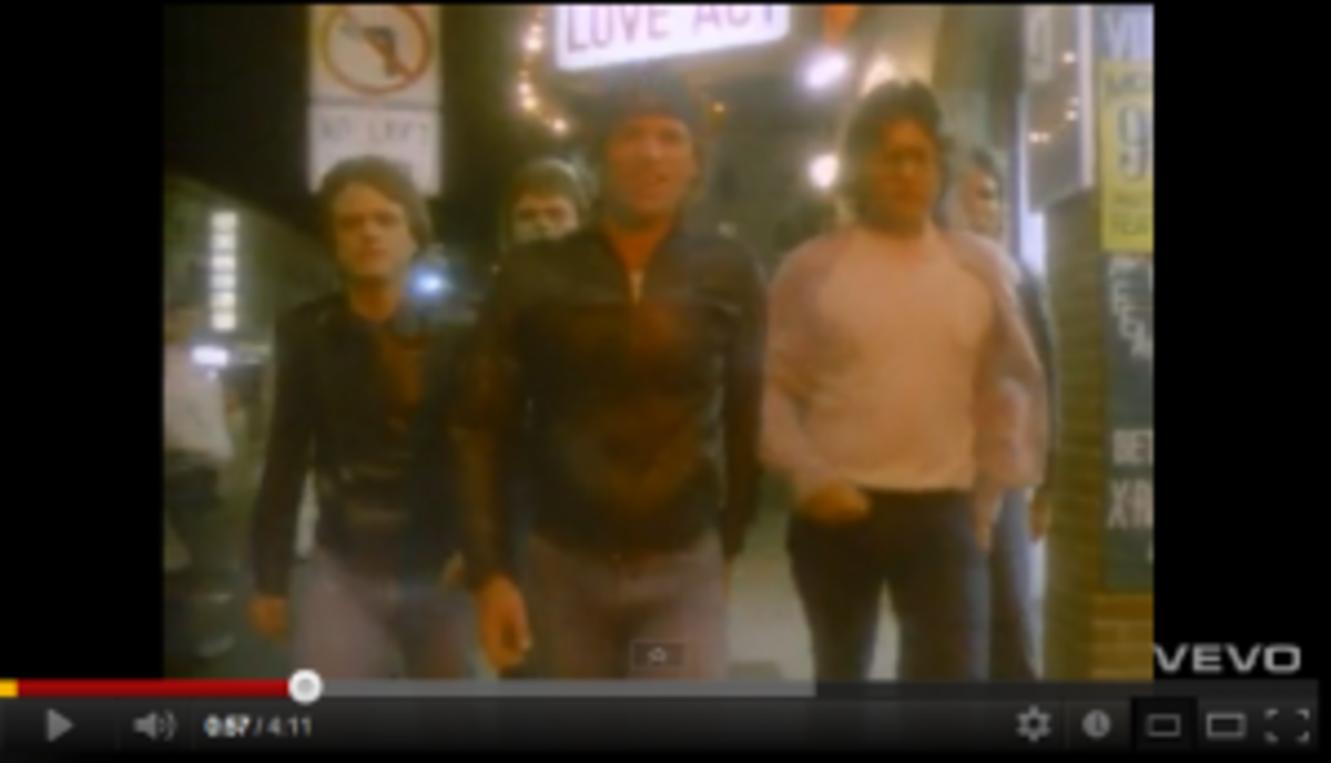 Eye of the Tiger video by Survivor