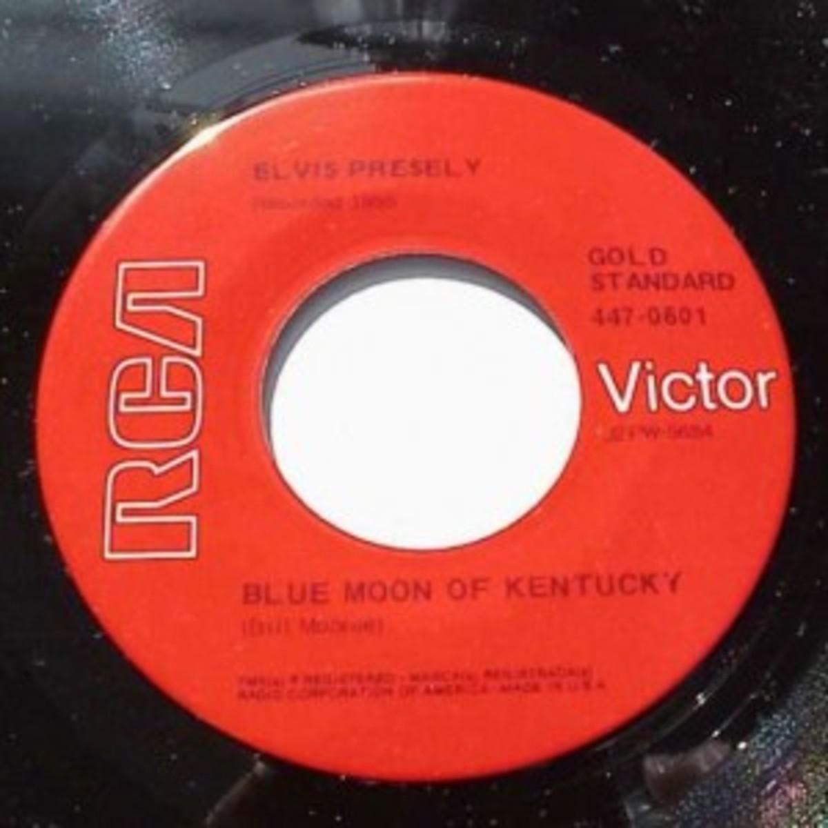 Elvis Preseley on RCA