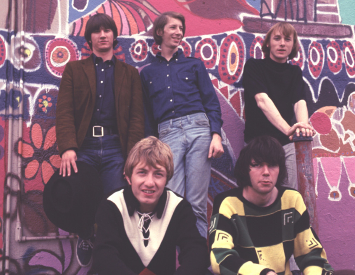 Buffalo Springfield in 1966