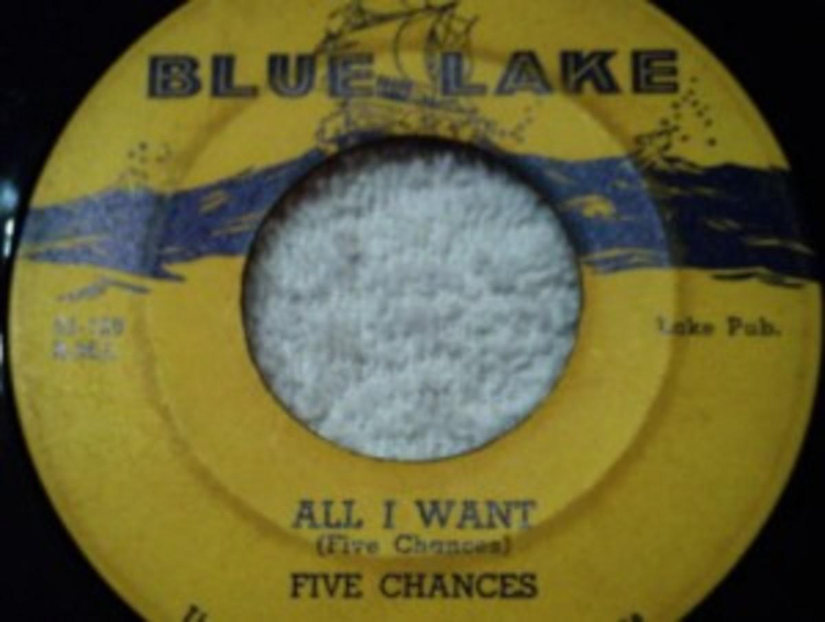 Five Chances All I Want