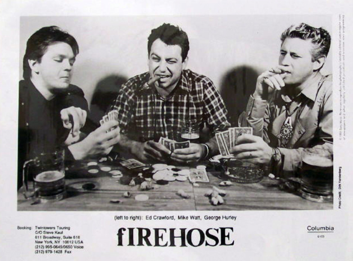 Firehose publicity image