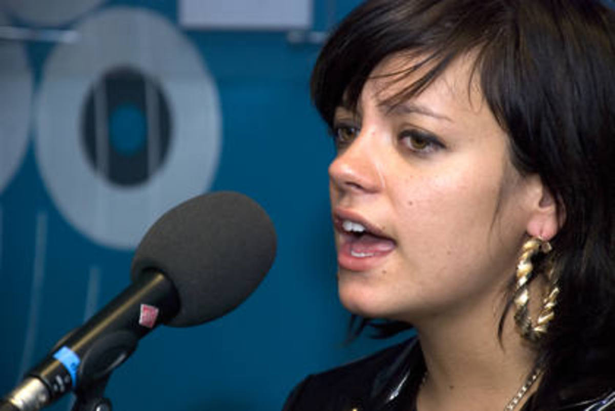 Lily Allen talked about her visit to the rainforest during a recent appearance on Absolute Radio.