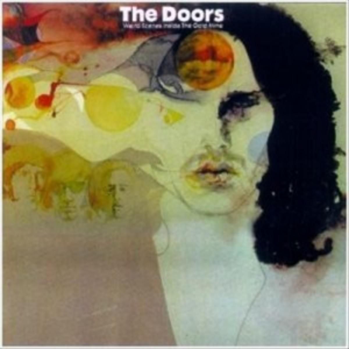 The Doors_Weird Scenes cover