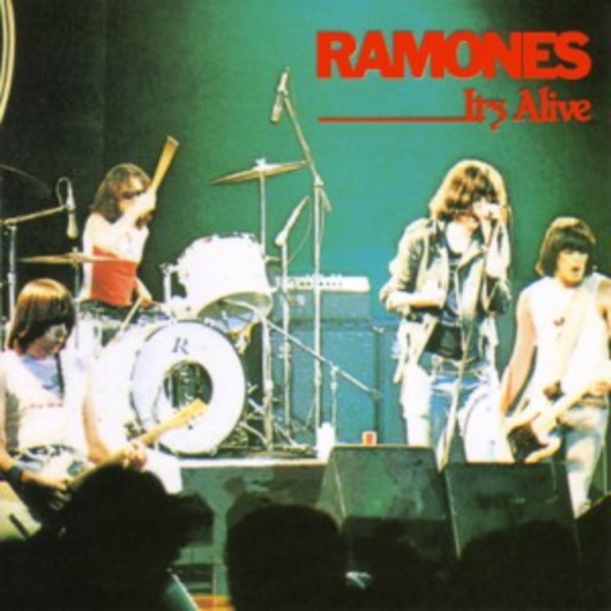 The Ramones It's Alive