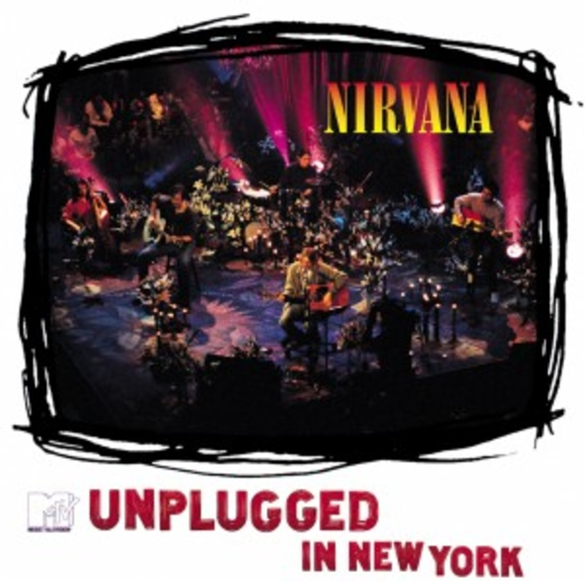 Nirvana MTV Unplugged in New York