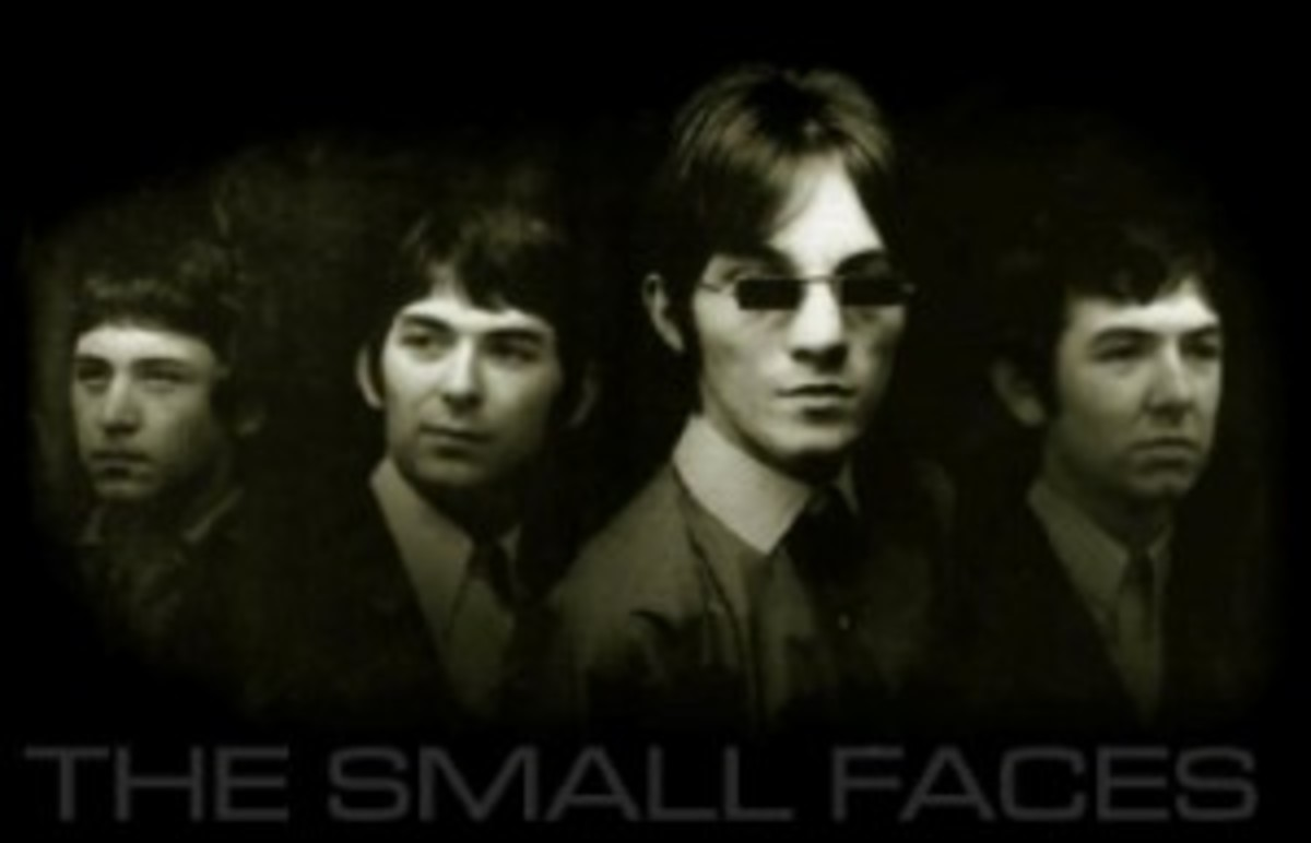 The Small Faces 2012 Rock and Roll Hall of Fame
