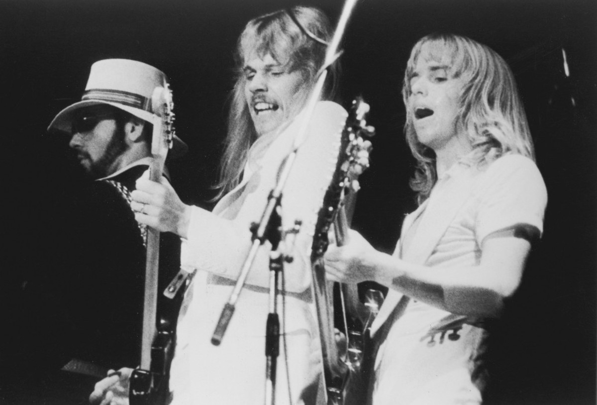 Styx Chuck Panozzo, James Young and Tommy Shaw