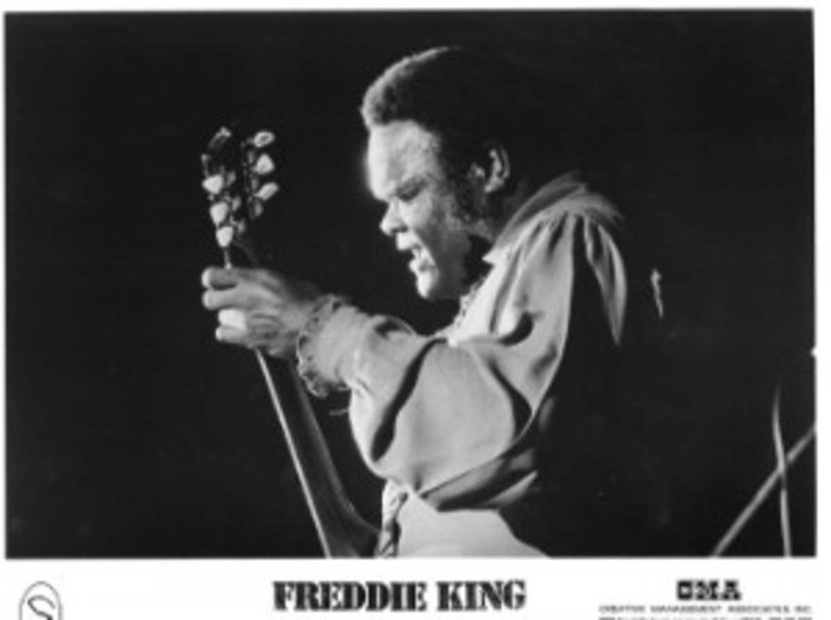 Freddie King 2012 Rock and Roll Hall of Fame