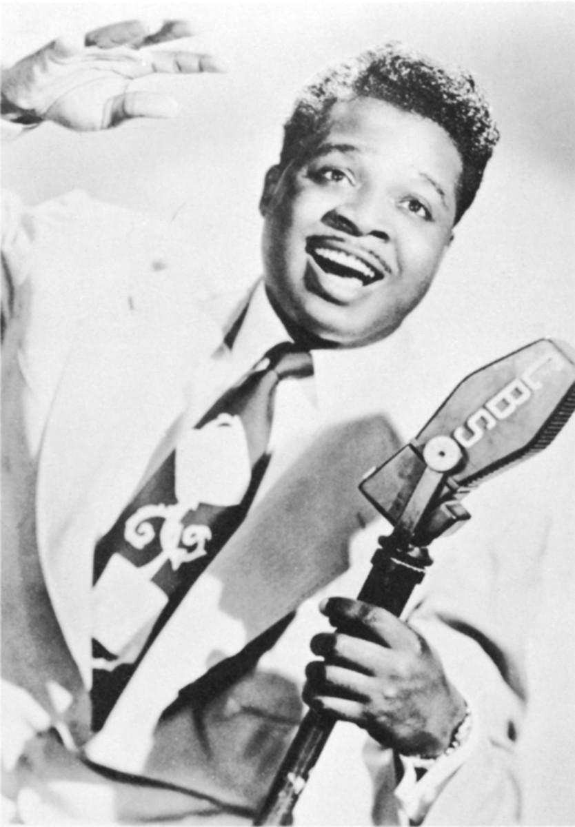Roy Brown photo courtesy Music Nostalgia