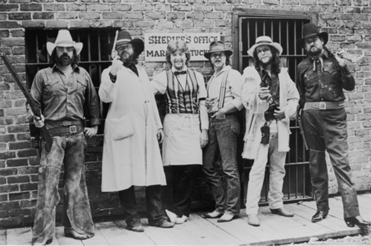 Marshall Tucker Band Warner Bros.