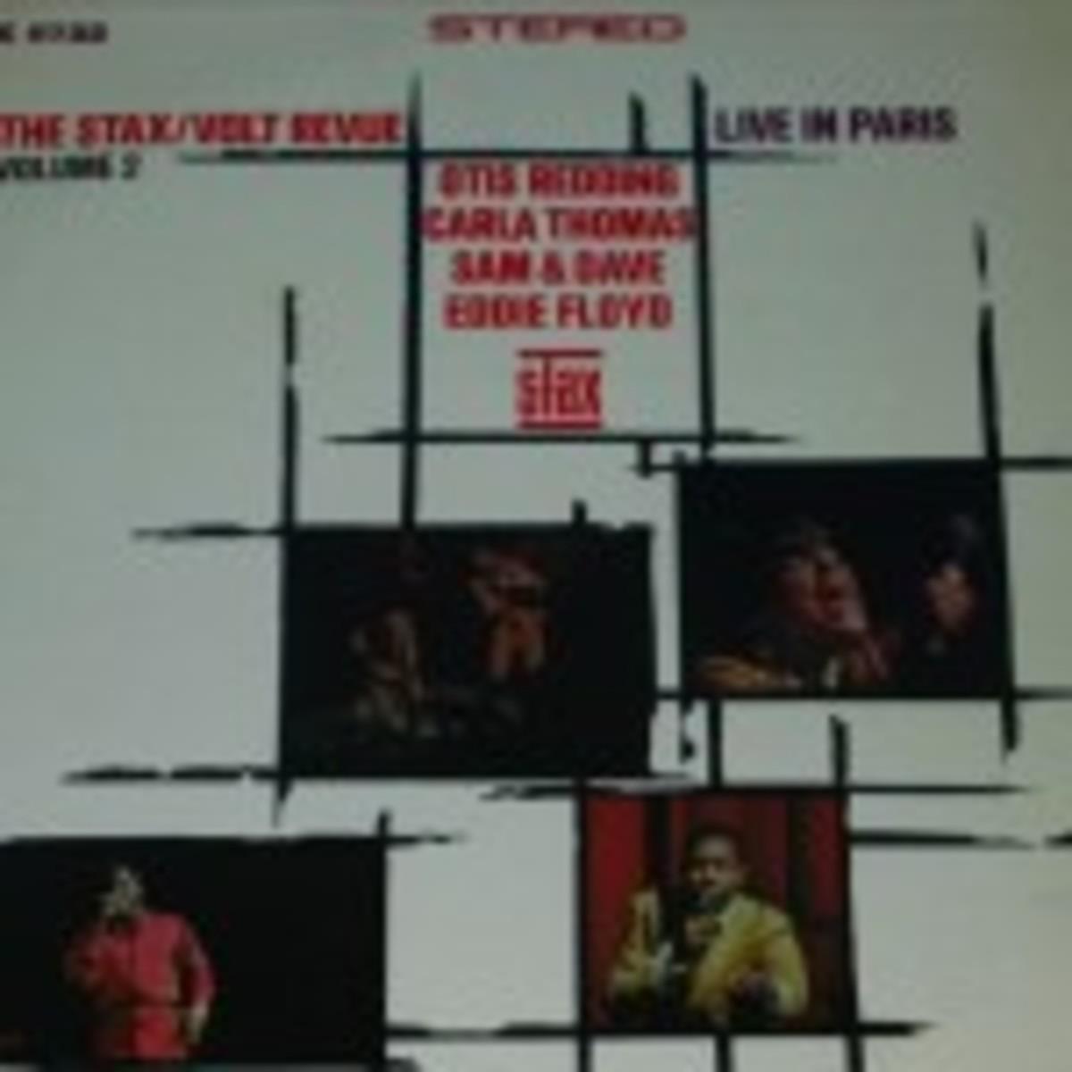 Otis Redding Live in Paris