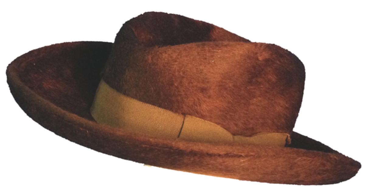 John Bonham hat
