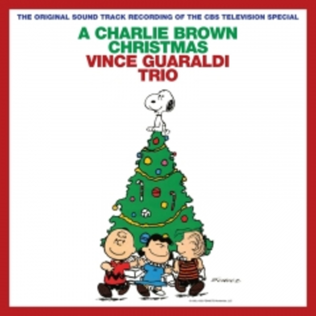 A Charlie Brown Christmas by The Vince Guaraldi Trio