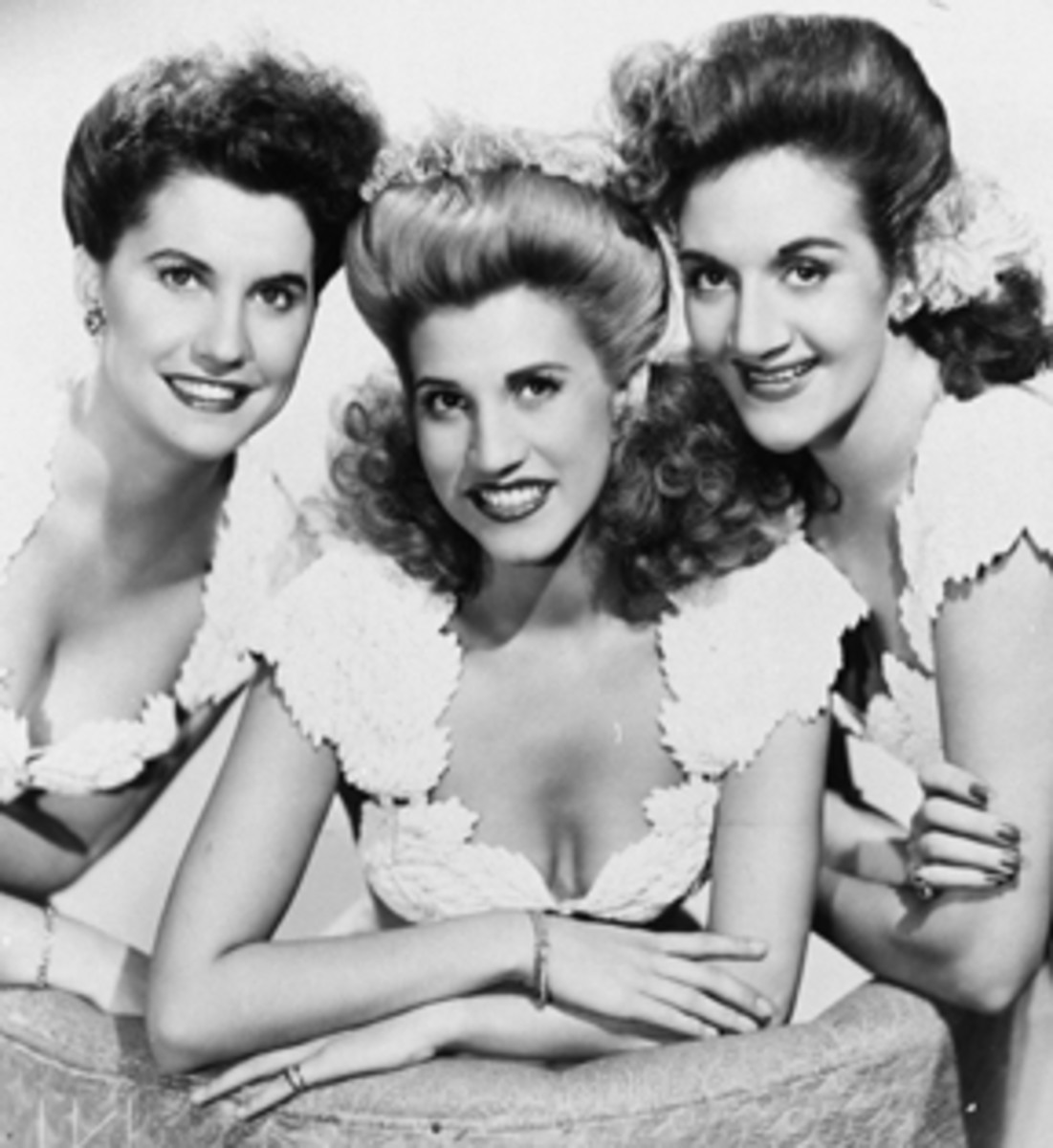 Andrews Sisters Maxine Patty LaVerne