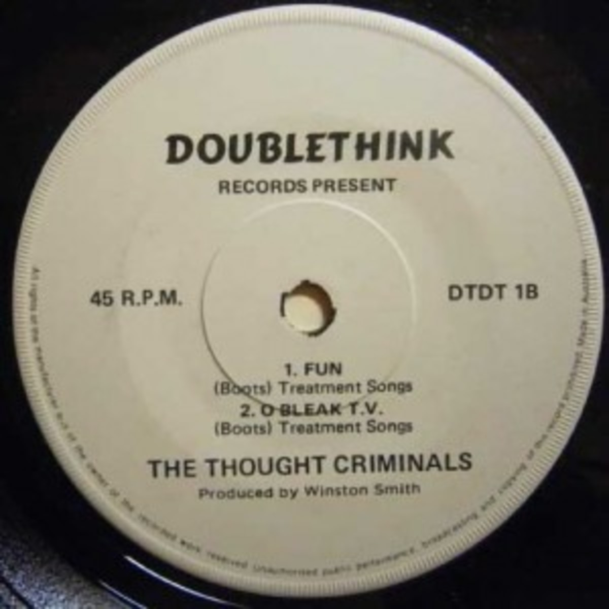 The Thought Criminals