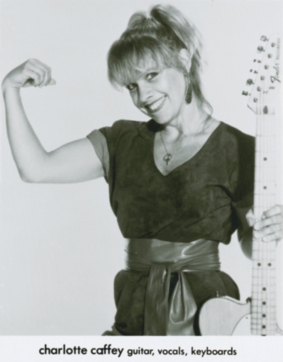 Charlotte Caffey IRS Records