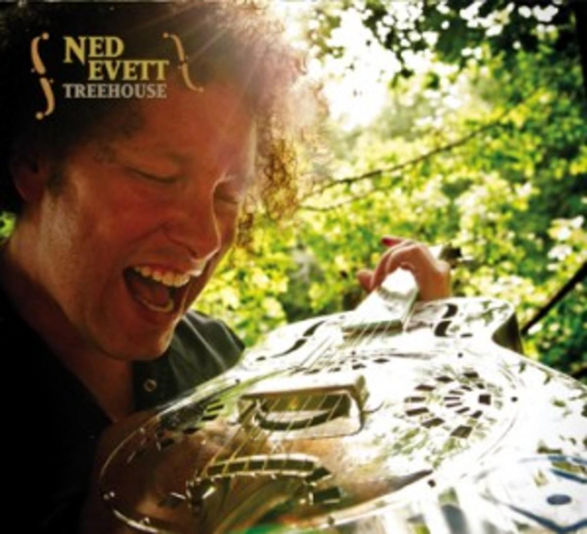 Ned Evett Treehouse