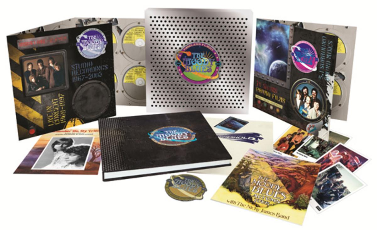 Moody Blues box set