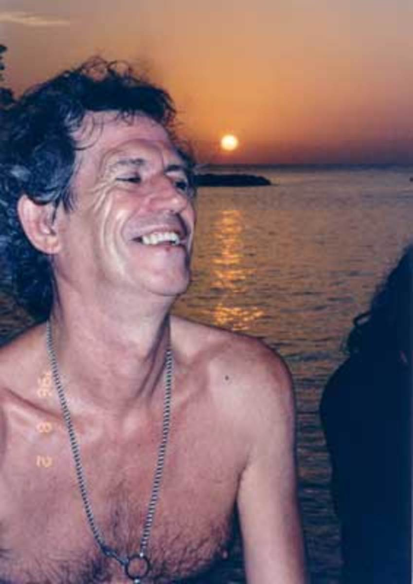 Keith Richards, 1996