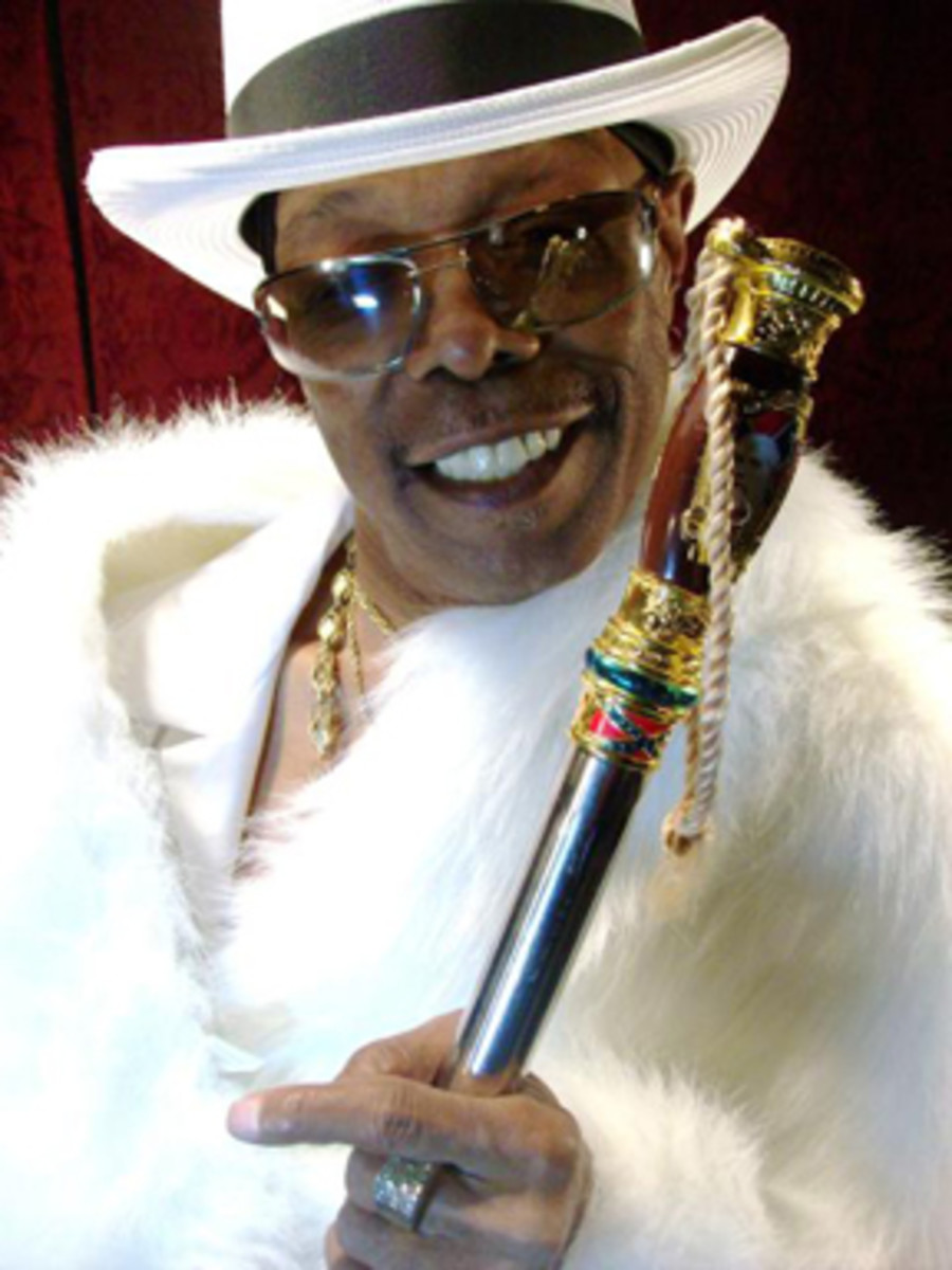 Leroy Sugarfoot Bonner of The Ohio Players