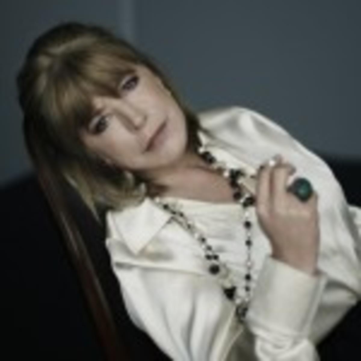 Marianne Faithfull (photo courtesy of Girlie Action)