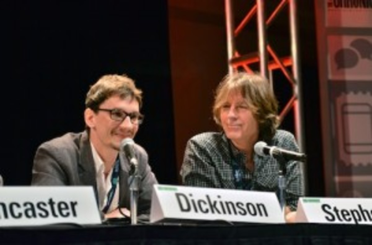 From left: Cody Dickinson and Jody Stephens (Photo by Chris M. Junior)