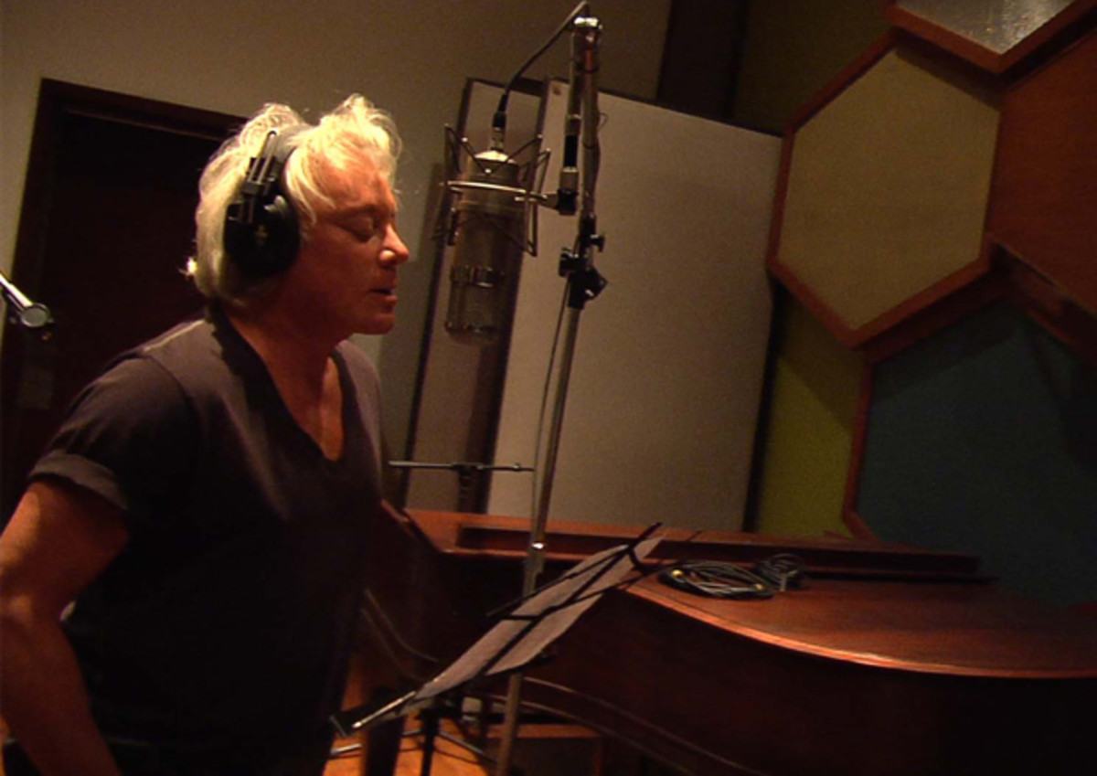 """Eric Carmen returned to the studio after a lengthy hiatus to record """"Brand New Year,"""" a new track featured on """"The Essential Eric Carmen."""" Alex Castino photo."""