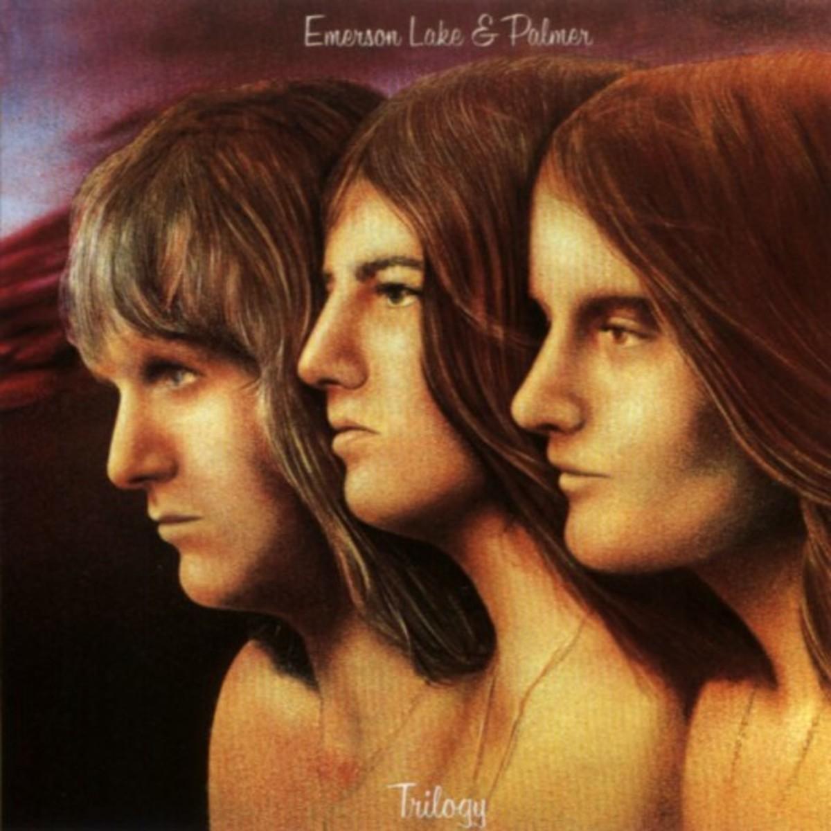 Emerson, Lake & Palmer - Trilogy - Front