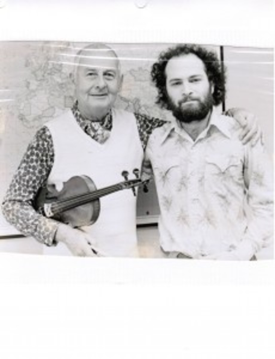 G with Stephane Grappelli