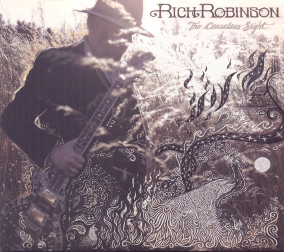 Rich Robinson The Ceaseless Sight