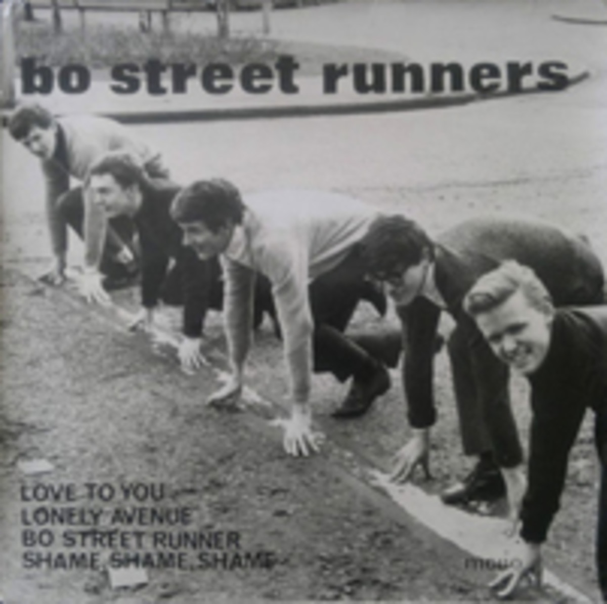 Bo Street Runners EP