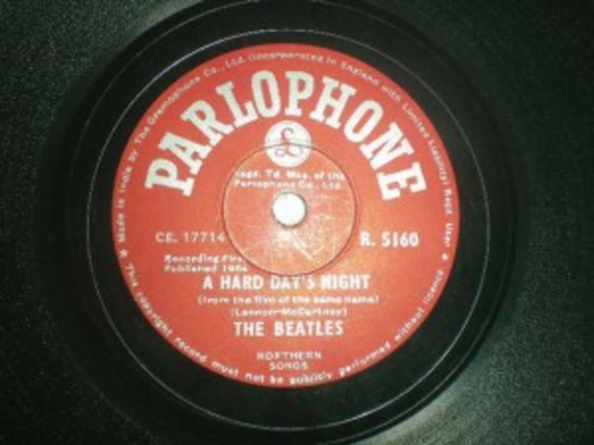 Beatles Parlophone 78