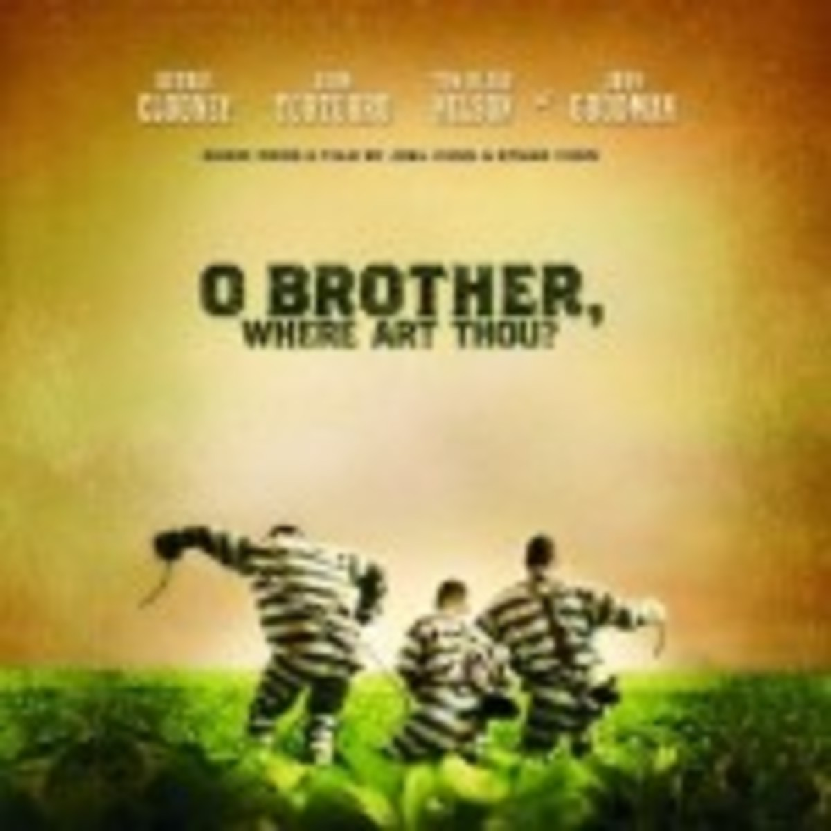 O Brother soundtrack cover