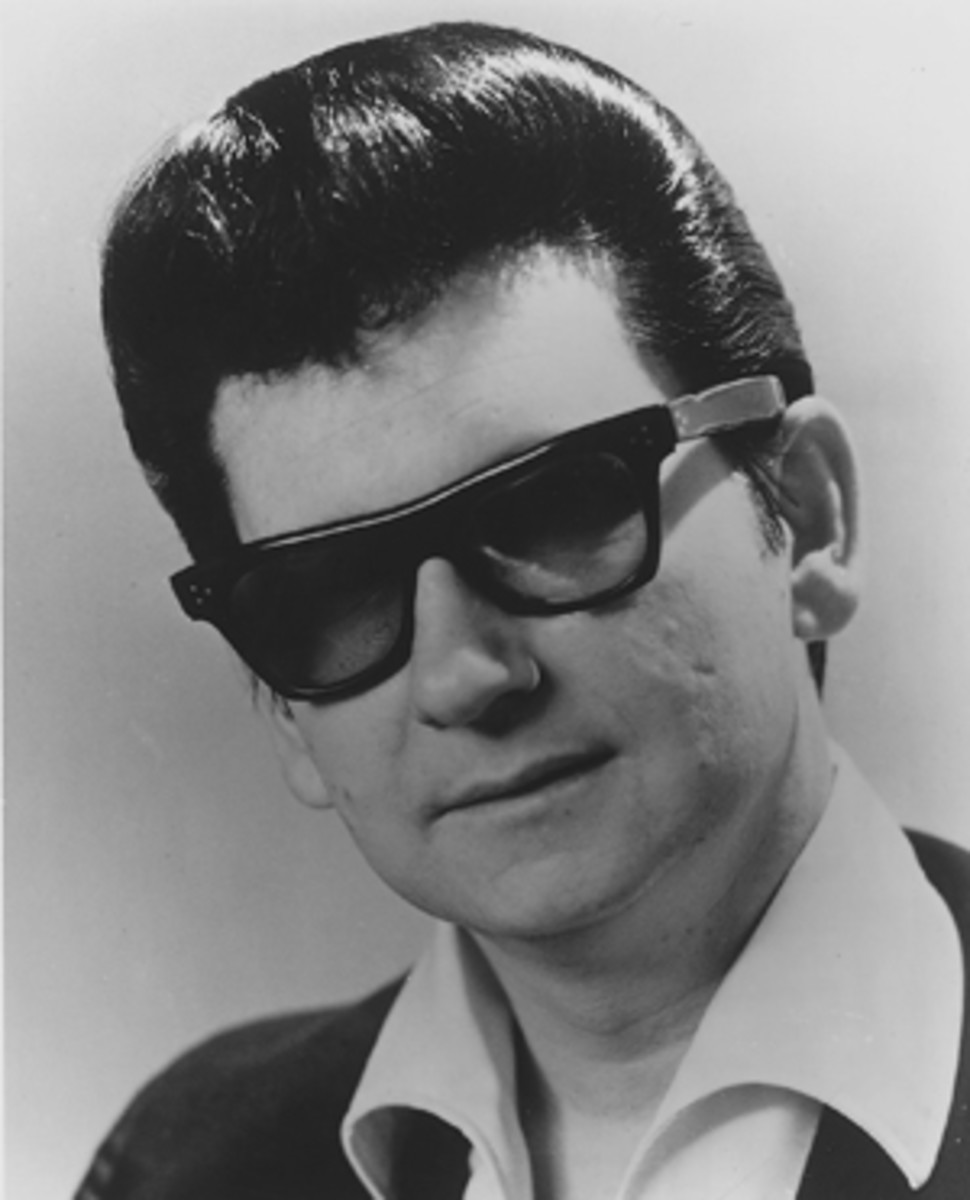 Roy Orbison. Photo courtesy Barbara Orbison Productions