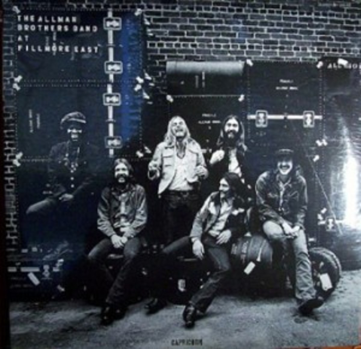The Allman Brothers Band Live At The Fillmore East