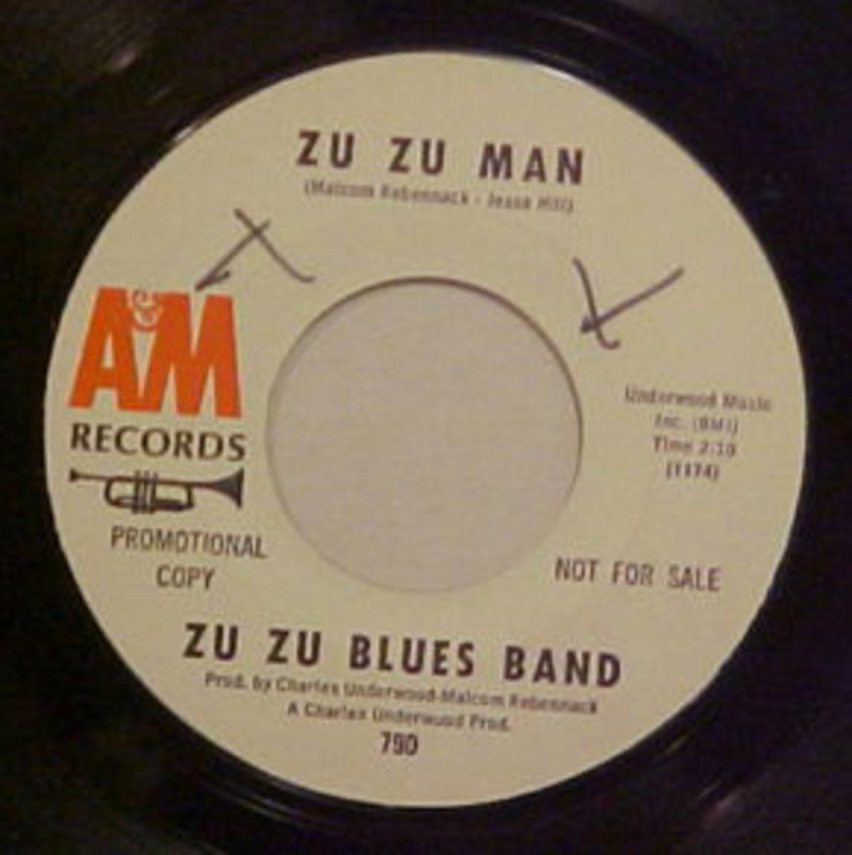 Zu Zu Man Zu Zu Blues Band