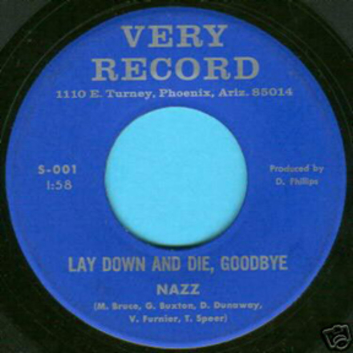 Alice Cooper Band Land Down And Die Goodbye