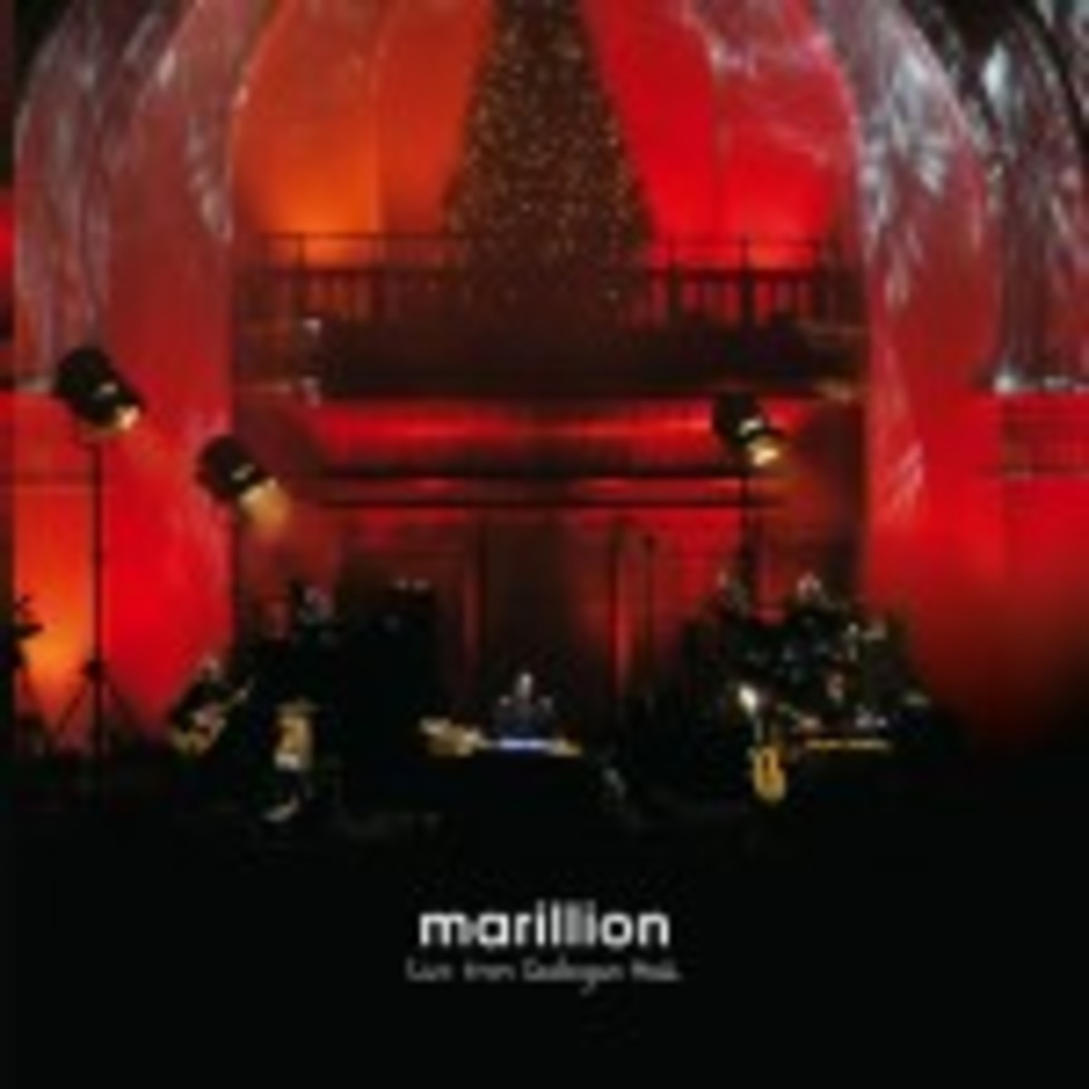 Marillion Live From Cadogan Hall CD